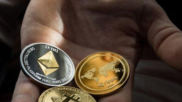 Sistem Blockchain dalam Platform Investasi Cryptocurrency Tecra