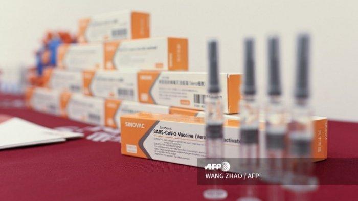 Uji Klinis Tahap Akhir di Turki Tunjukkan Vaksin Covid-19 Buatan Sinovac 91,25 Persen Efektif